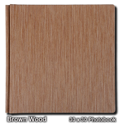 Brown Wood