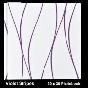 Violet Stripes
