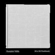 Crumpled White