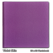 Violet Skin