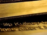 Kniha pre Alberta II, Monackého princa