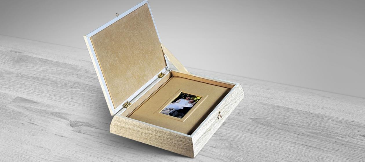 Luxusné drevené kazety