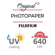 Papír típus • 640 DPI • UV védelem