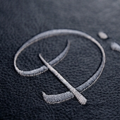 As first in the world we offer Embroidery cover individualization